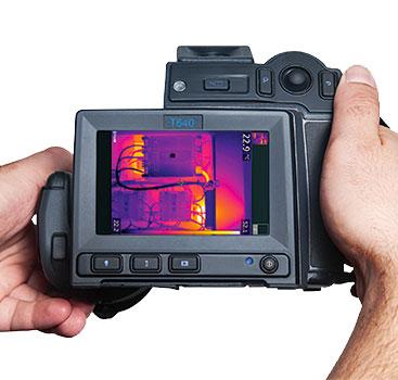 Termocamera FLIR mod. T360