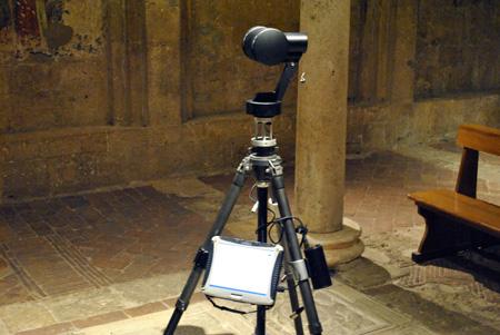 Fotocamera Spheron
