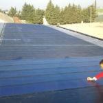 Impianto fotovoltaico su capannoni agricoli