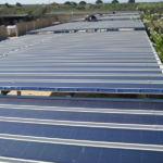 Pensiline Fotovoltaiche on copertura Brollo Solar®